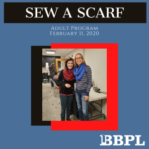 Scarf sewing instructions
