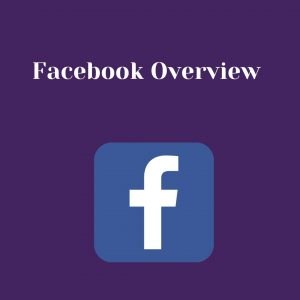 Facebook overview pdf