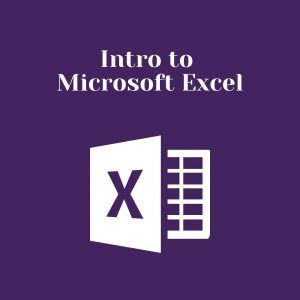 Introduction to microsoft excel pdf