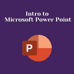 Introduction to microsoft power point pdf